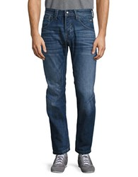 Jack And Jones Stan Cotton Jeans Blue Denim