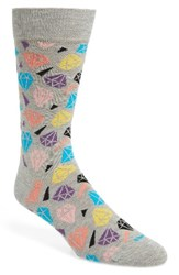 Happy Socks Men's Diamonds