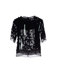 Caban Romantic Blouses Black