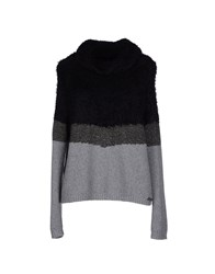 Liu Jo Jeans Knitwear Turtlenecks Women Grey