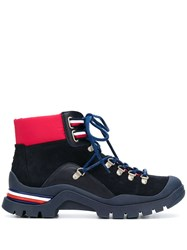 Tommy Hilfiger Corporate Outdoor Boots Blue