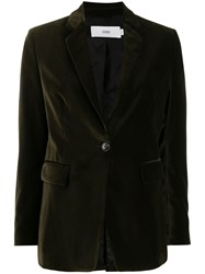 Closed Alby Velvet Blazer 60