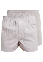 Zalando Essentials 2Pack Boxer Shorts Grey