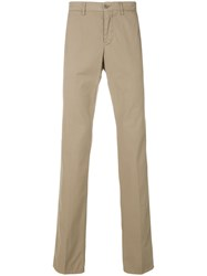 Aspesi Straight Trousers Nude And Neutrals