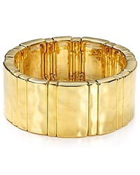 Lauren Ralph Lauren Stretch Cuff Gold