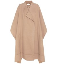Chloe Wool Blend Cape Brown