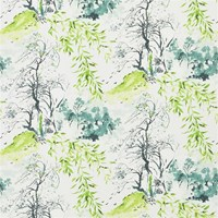Designers Guild Shanghai Garden Winter Palace Wallpaper Pdg651 01 Lime