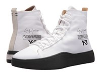 Yohji Yamamoto Bashyo Footwear White Core Black Core Black Athletic Shoes