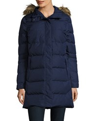 Helly Hansen Aden Faux Fur Trimmed Down Parka