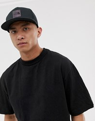 The North Face Street Ball Cap In Black Black