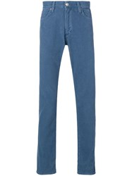 Jeckerson Perfectly Fitted Jeans Blue