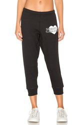 Spiritual Gangster Sg Love Mini Sweatpant Black