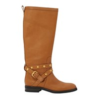 See By Chloe Janis Boots Cuoio