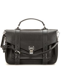 Proenza Schouler Ps1 Medium Perforated Leather Tote