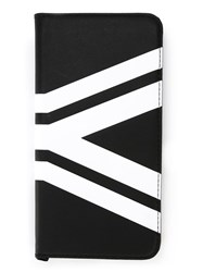 Y 3 Logo Iphone 6 Plus Case Black