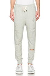 Nsf Colby Sweatpants In Gray