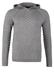 Villain Dean Jumper Grey