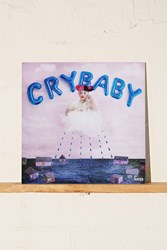 Urban Outfitters Melanie Martinez Cry Baby Lp Black