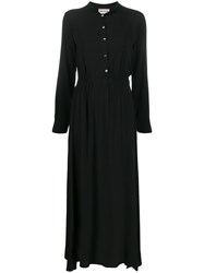 Semicouture Long Button Up Dress 60