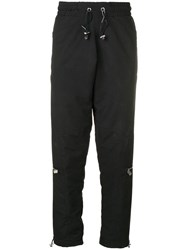 Blood Brother Sweepstake Track Pants Black