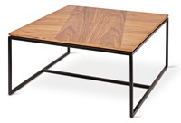 Gus Design Group Tobias Square Coffee Table Brown