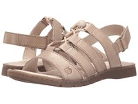 Born Bali Taupe Full Grain Leather Women's Shoes Tan