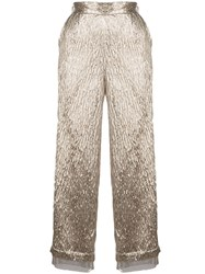 Rachel Comey Cropped Textured Trousers 60