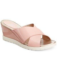 Easy Spirit Hartlynn Dress Sandals Women's Shoes Light Pink