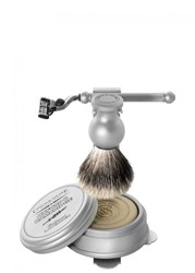 Czech And Speake Oxford Cambridge Shave Set Stand