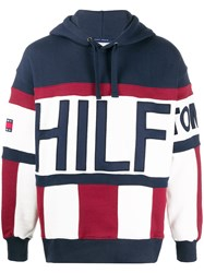Tommy Jeans Mixed Stripe Relaxed Fit Hoodie 60