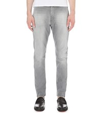 Replay Hyperfree Regular Fit Jogging Jeans Grey