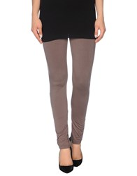 Alpha Massimo Rebecchi Trousers Leggings Women Grey