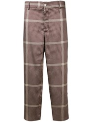 Jejia Claire Trousers Brown
