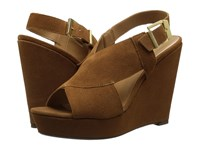 Report Civni Tan Women's Wedge Shoes