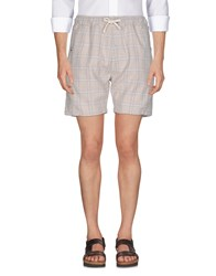 Takeshy Kurosawa Shorts Light Grey