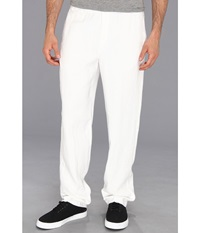Tommy Bahama New Linen On The Beach Easy Fit Pant White Men's Casual Pants