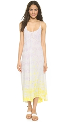 9Seed Seychelles Mantra Cover Up Dress Mantra Tie Dye