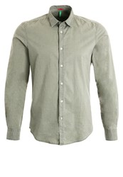 United Colors Of Benetton Shirt Olive