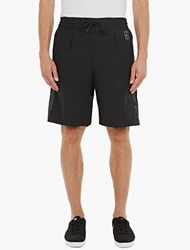 Black Nikecourt Cotton Shorts