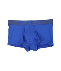 Calvin Klein Underwear Iron Strength Micro Low Rise Trunk Amplified Blue Men's