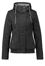 Ragwear Ewok Light Jacket Black