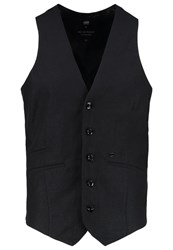 G Star Gstar Blake Waistcoat Waistcoat Raw Denim Dark Blue Denim
