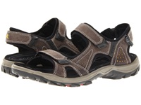 Ecco Sport Offroad Lite Sandal 2 Warm Grey Olive Oil Desert Night Synthetic Men's Sandals Brown