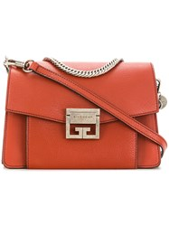 Givenchy Gv3 Satchel Red