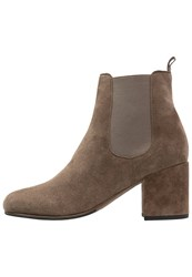 Kennel Schmenger Ankle Boots Tundra Taupe
