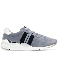 Kennel Schmenger And Ribbon Lace Sneakers Grey