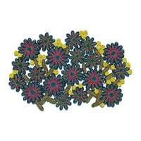 Seletti Florigraphie Table Mat Passiflora
