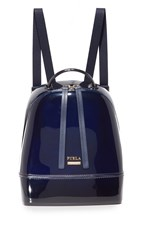 Furla Candy Small Backpack Navy