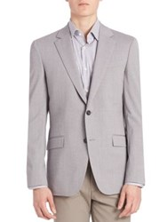 Theory Malcolm New Tailored Blazer Alloy
