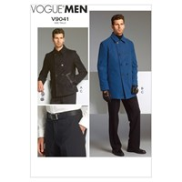 Vogue Men's Jacket And Trousers Sewing Pattern 9041